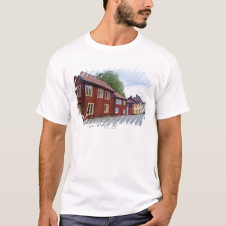Colorful houses, Lotsgatan, Södermalm, Stockholm T-Shirt