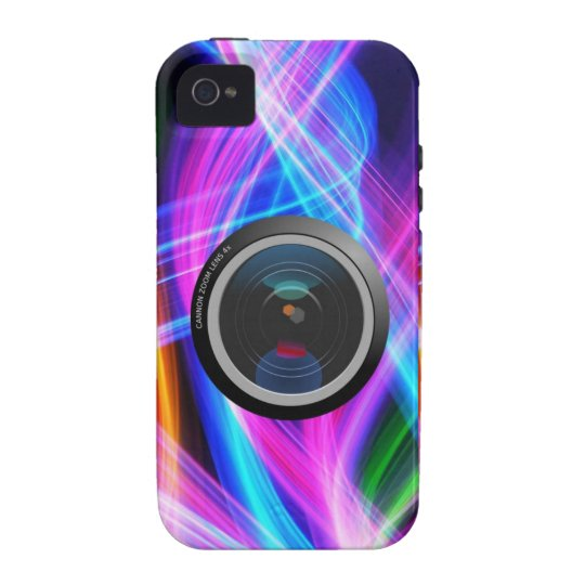 ColorFul  iPhone 4/4S Vibe Universal Case