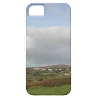 Colorful Irish Village Scene. iPhone 5 Case