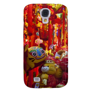 Colorful items for sale in a shop in Hong Kong Galaxy S4 Case