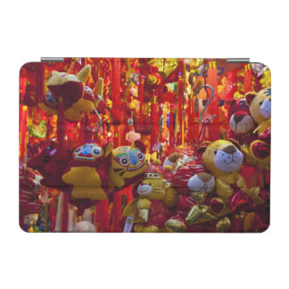 Colorful items for sale in a shop in Hong Kong iPad Mini Cover