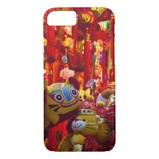 Colorful items for sale in a shop in Hong Kong iPhone 7 Case