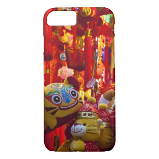 Colorful items for sale in a shop in Hong Kong iPhone 8/7 Case