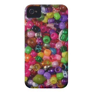 Colorful Jewelry Beads iPhone 4 Covers