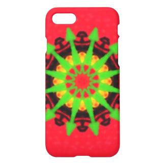 Colorful kaleidoscope iPhone 8/7 case