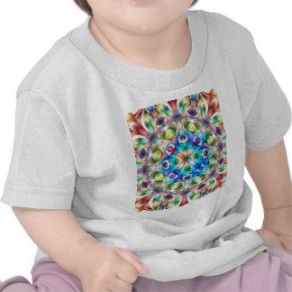 Colorful Kaleidoscope T Shirt