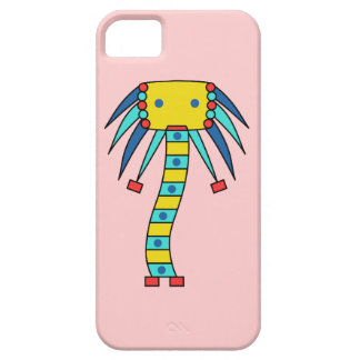 Colorful kawaii cute character cases barely there iPhone 5 case