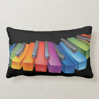 Colorful Keyboard Cool Music Pillows