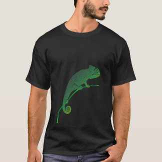 Colorful language of chameleons T-Shirt