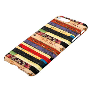Colorful Library Books Abstract iPhone 7 Plus Case