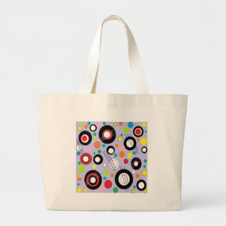 Colorful Lilac Bag