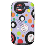 Colorful Lilac Galaxy S3 Covers