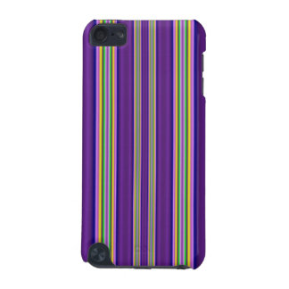 colorful line pattern iPod touch (5th generation) cases