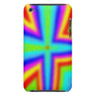 Colorful Line Pattern iPod Touch Case