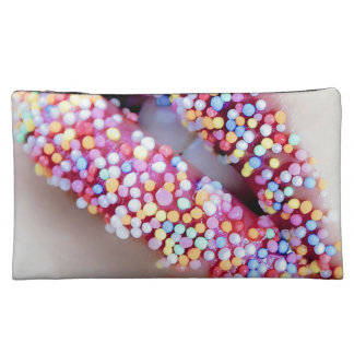 Colorful Lips Cosmetic Bags
