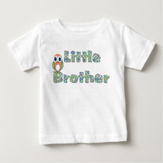 Colorful Little Brother and Owl T-Shirt