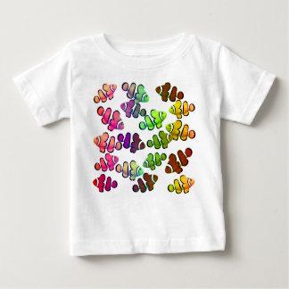 Colorful Little Clownfish Infant T-Shirt
