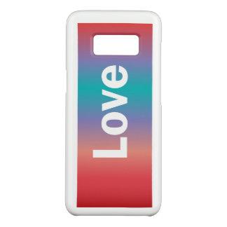 Colorful Love Case-Mate Samsung Galaxy S8 Case