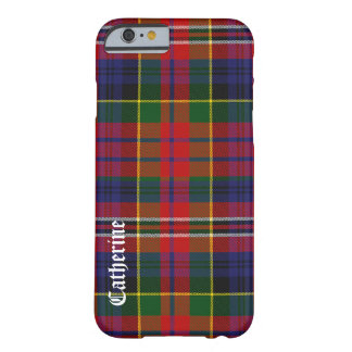 Colorful MacPherson Plaid iPhone 6 case