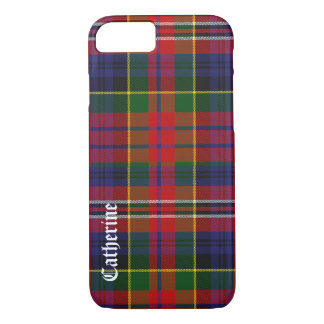 Colorful MacPherson Plaid iPhone 7 case
