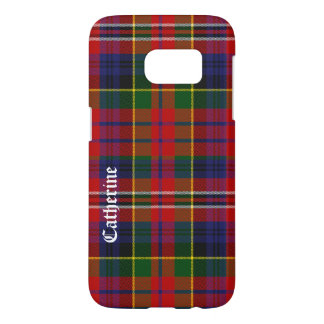 Colorful MacPherson Plaid Samsung Galaxy S7 Case