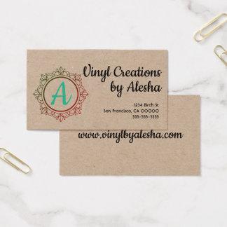 Colorful Mandala Business Card - Customize It!