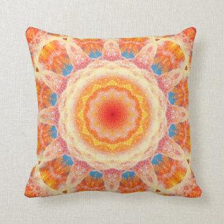 Colorful Mandala Cushion