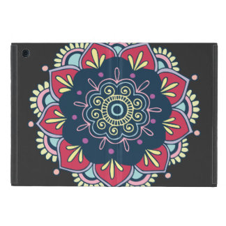 Colorful Mandala Design Cover For iPad Mini