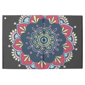 "Colorful Mandala Design iPad Pro 12.9"" Case"