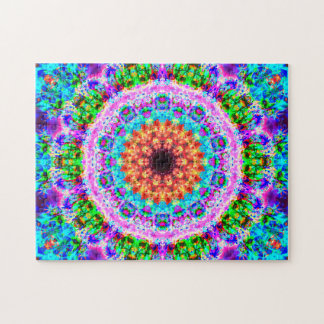 Colorful Mandala | Relaxing Jigsaw Puzzle