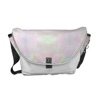 Colorful Marble Feeling Pattern Commuter Bag