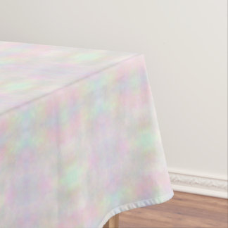 Colorful Marble Feeling Pattern Tablecloth