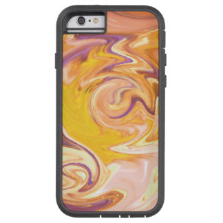 Colorful Marble Pattern Tough Xtreme iPhone 6 Case