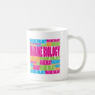 Colorful Marine Biology Mug