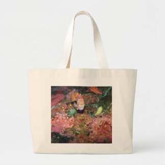Colorful Marine Life Canvas Bags