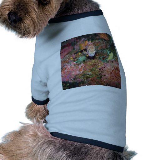 Colorful Marine Life Dog Clothes