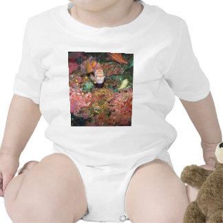 Colorful Marine Life Tee Shirts