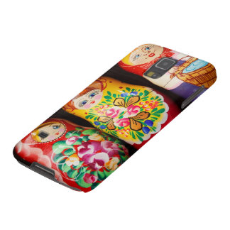 Colorful Matryoshka Dolls Case For Galaxy S5