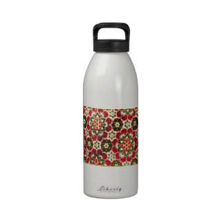 Colorful Medici Fabric Drinking Bottle