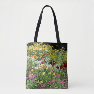 Colorful Mid-Summer Gardens! 2 Tote Bag