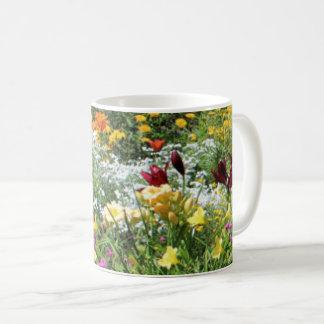 Colorful Mid-Summer Gardens! 5s Coffee Mug
