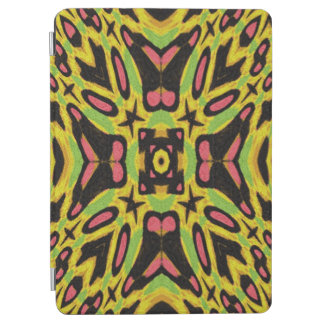 Colorful modern pattern iPad air cover