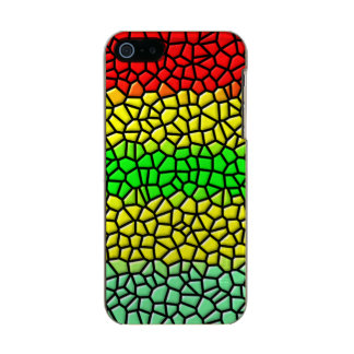 colorful modern stained glass incipio feather® shine iPhone 5 case