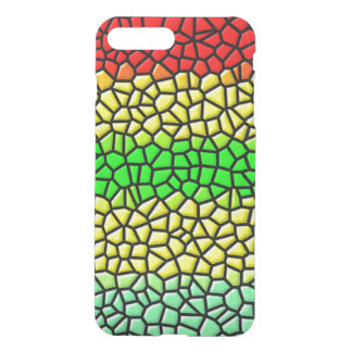 colorful modern stained glass iPhone 8 plus/7 plus case