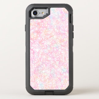 Colorful Modern Strings - Pearl Pastel OtterBox Defender iPhone 8/7 Case