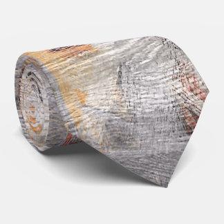 Colorful Modern Wood Grain Background #63 Tie