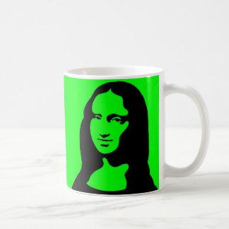 Colorful Mona Coffee Mug