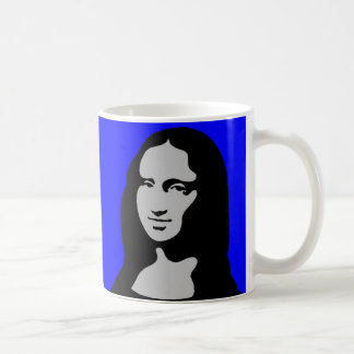 Colorful Mona Coffee Mugs