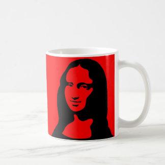 Colorful Mona Mug