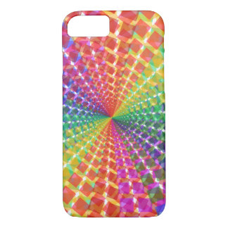 Colorful mosaic iPhone 7 case